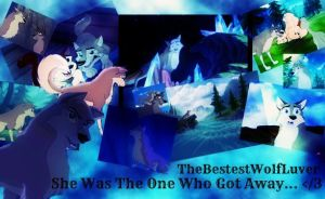 Aleu- ~She's The One Who Got Away~ by thebestestwolfluver