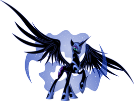 Nightmare Moon by Nemesis360