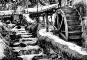 watermill by troubleacm