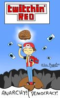 Twitchin' Red - All Hail Helix by Alecomics