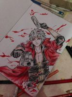 Dante from DMC by ayacan