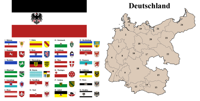 Modern German Reich by BlueArctica