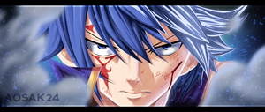 Fairy Tail - Jellal Fernandes by Aosak24