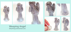 Weeping Angel - GIFT by Bittythings
