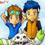 Digimon Tamers by Mysterious-D