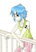 2D in Thought for Amateur1314 by MAGAngel