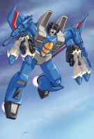 Thundercracker G1 by ZeroMayhem