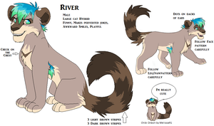 River Character Chart 2012 by Kainaa