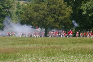 Battle of Monmouth 20 by uglygosling