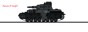 Panzer IV Ausf.C by thesketchydude13