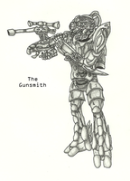 The Gunsmith by UltimateRidley