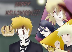 Happy Halloween by hinataconsuegra