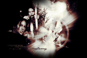 Katniss - I will not break by ParalyzingLove