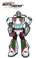 WHEELJACK - ROBOT MODE by Bots-of-Honor