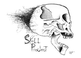 Skull Project by sakgaa