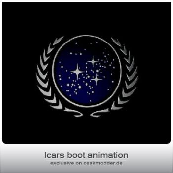 lcars boot animation by deskmodder