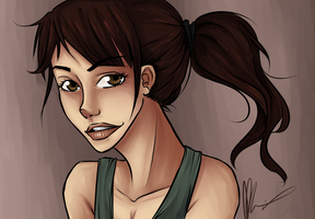 TombRaider...? by NollieMai