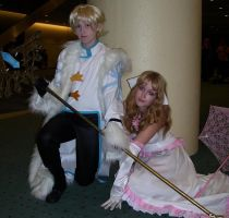 Fan Expo '07 - Fai and Chii 2 by Mascara-TaintedTears