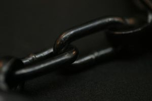 The chains that bound you by MR614