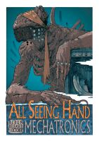 All Seeing Hand Poster by Corysaur