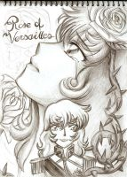 Rose of Versailles by LitaOliveira