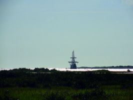 El Galeon Sets Sail From St Augustine... by MarkStarCrashes