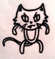 Angry Kitteh by JoePhatty