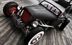 Rat rod by RedlineHeart