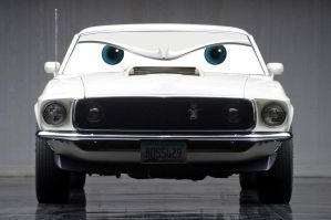 FORD MUSTANG CARS by javiercr69
