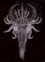 aspect of shub niggurath by mothman121