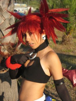 Me as Etna from Disgaea by kahindra