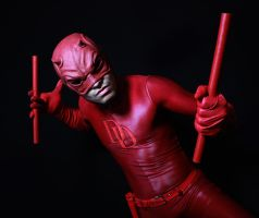 Daredevil - The Man Without Fear by CleytonAlves