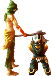 Dofus : The Sacrier and the Rogue by Wings--Of--Freedom