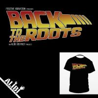+V Shirt: Back to the Roots by daklex