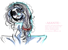 {For my Profile} by Queen-Asante