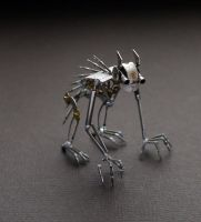 Mechanical Creature: Lurker by AMechanicalMind