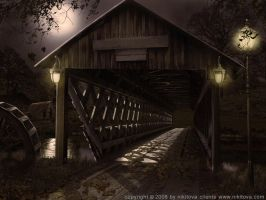 Sleepy Hollow. Bridge by kidy-kat