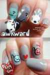 Awkward and Nice by vvlove