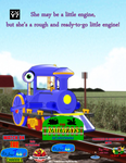 The Railways of Crotoonia| Character Poster #3 by TheMilanTooner