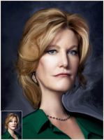 Mrs Skyler White by TheCatwhodesign