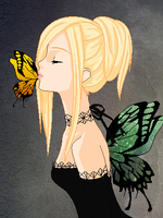 Butterfly Kisses by Temari-chan39