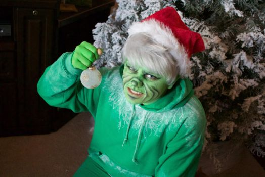 A Merrily Miserable 13th day of Grinchmas! by Frostplay