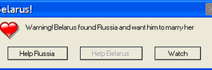 Belarus Error by quietlyintheshadows