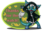 Thanks for the watch by Tailzkip
