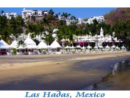 Las Hadas Mexico by puddlz