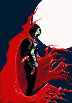 Spawn by RainmanQ