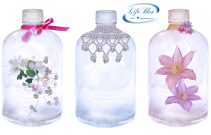 Decorative  bottles by lifeblue