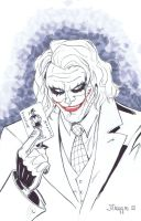 JOKER commission by diecast75