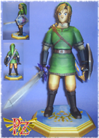Skyward Sword Link by sgonzales22