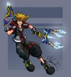 Master Sora - The One who'll save the Lost Hearts by PictorIocus